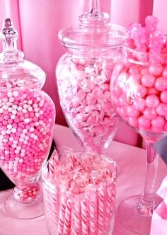 #Valentine's Day ideas #pink #candy  ToniK ⒷMine #party
