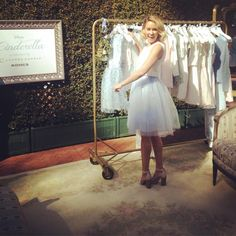 The lovely Lauren Conrad shows us one of her favorite pieces from the Disney Cinderella collection by @LCLaurenConrad.