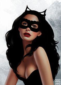 Catwoman by Daniela Uhlig