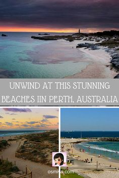 Unwind at This Stunning Beaches in Perth, Australia is a list of great beaches in the city for those who are planning to visit the city.