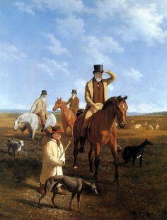 Jacques-Laurent Agasse 1767-1849
