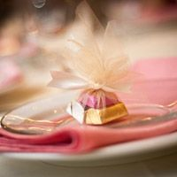 Wedding Favor Ideas - Ideas for Presenting and Displaying Wedding Favors