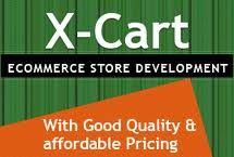 X-cart is a template based open source software which is used to build the various shopping carts. X-cart has a very easy to use interface. Highly compatible with HTML and CSS, this X-Cart solution comes in with a huge and powerful MySQL database.