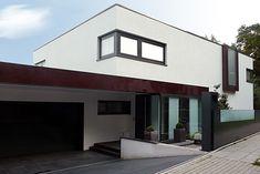 Architektur & Denkmalpflege, Architekturbüro Hebgen / Projekte / Architektur / Wohnhaus, Essen-Rellinghausen / Slideshow