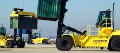 Read this document to know why opting for #Second #Hand #Forklift is a better choice rather than buying a new one.