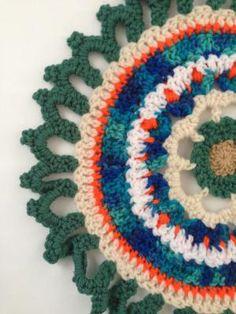 Crochet Mandala - Susan/ Kathryn Vercillo