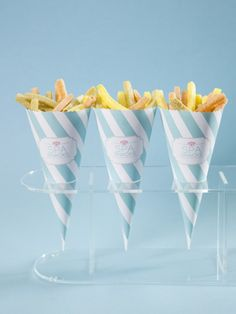 One Charming Party | Birthday Party Ideas › Spa-aah Party veggie fries