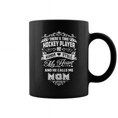 This Hockey Player calls me mom 0216 mug
