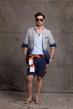 Sunday funday. Michael Bastian for Gant said it best. Layer it up. #menswear #menstyle #TRGent