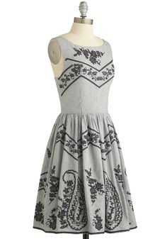 Trade Show and Tell Dress, #ModCloth