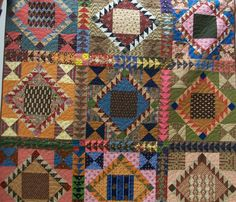 Pieceful News: Pictures from Fall 2011 Quilt Market