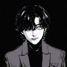 Manga Art, Manga Anime, Anime Art, Pretty Art, Cute Art, Aesthetic Art, Aesthetic Anime, Taehyung Fanart, Bts Taehyung