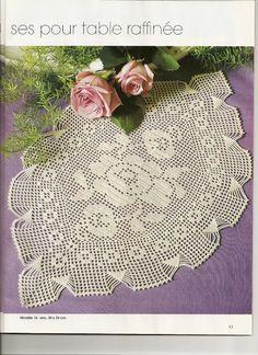 crochet مجله كروشيه - mumy50 - Álbuns da web do Picasa