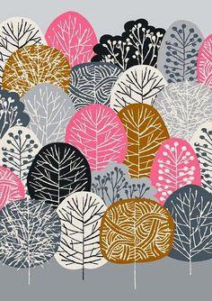 Imprimolandia: árboles