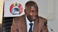 Breaking News: Unknown Gunmen Invade EFCC Boss Magu's House Kill Policeman