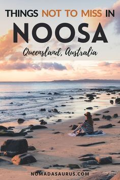 Noosa is home to some incredible places. Don't miss this ultimate guide to the best things to do in Noosa in Queensland, Australia! . Attractions in Noosa, Noosa attractions, where to go in Noosa, what to do in Noosa, where to go in Queensland, What to see in Queensland, where to travel in Queensland, what to see in Queensland, where to go in Queensland, what to see in Sunshine Coast, where to go in Sunshine Coast #queensland #noosa #sunshinecoast Noosa Australia, Australia Travel, Stuff To Do, Things To Do, Australian Holidays, Australian Beach, Sunshine Coast, Where To Go, Alexandria Bay