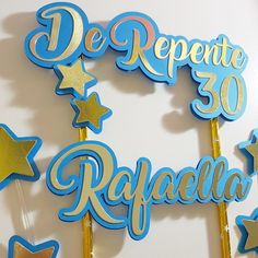 Tzvetelina Vutova-Ilarionova's media content and analytics Cake Topper Tutorial, Ideas Para Fiestas, Cake Toppings, Paper Straws, Handmade Decorations, Diy And Crafts, Neon Signs, Scrapbook, Birthday