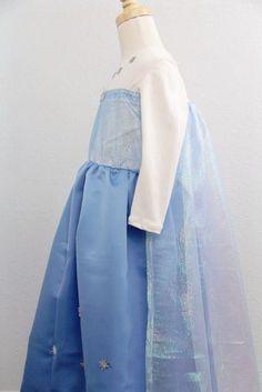 Como hacer un disfraz de Elsa de Frozen