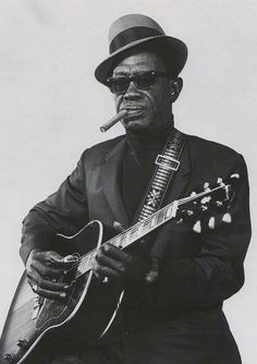 "Samuel John ""Lightnin'"" Hopkins (March 1912 – January was an . - Samuel John ""Lightnin'"" Hopkins (March 1912 – January was an American country blues singer, songwriter, guitarist and occasional pianist, from Centerville, Texas. Rhythm And Blues, Jazz Blues, Blues Artists, Music Artists, Mahalia Jackson, Country Blue, American Country, Country Music, Delta Blues"