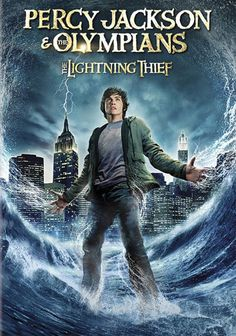 This adaptation of Rick Riordan's remarkably popular fantasy book series tells the tale of accident-prone teenager Percy (Logan Lerman), who discovers that he's actually a demigod, the son of Poseidon