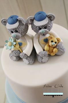 Mackovia Me To You - Me To You Bears Cake