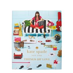 kate spade | things we love coffee table book