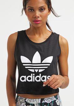 Adidas originali adidas originali ragazze piu 'grandi 3 strisce tee (26