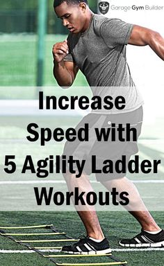 is the ability of the body to change direction quickly and accurately without losing speed. It is the mark of a superior athlete. The fastest way to increase your agility and improve your multidirectional speed is to train with an agility ladder. Agility Workouts, Softball Workouts, Softball Drills, Agility Training, Speed Training, Soccer Training, Soccer Coaching, Athletic Training, Agility Ladder Drills