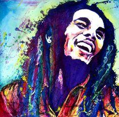 "Saatchi Art Artist Rebecca Foster; Painting, ""Bob I"" #art"