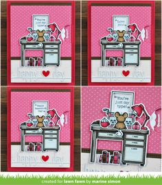 Lawn Fawn Intro: You're Just My Type, Love Poems, Reveal Wheel Square Window Add-On and Reveal Wheel Templates: Square - Lawn Fawn Lawn Fawn Blog, Cute Envelopes, Happy Hearts Day, Lawn Fawn Stamps, Rainbow Paper, Interactive Cards, Sweet Messages, Pop Up Cards, Love Poems