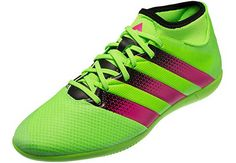best cheap d0858 ccc5b Youth adidas Ace 16.3 Primemesh Indoor Soccer Shoes. Available at SoccerPro  now. Youth Soccer
