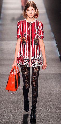 Spring/Summer 2015: Louis Vuitton #InStyle