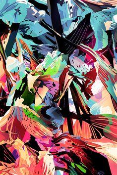 Flower 9 #abstract #art
