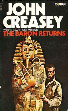 Vintage Pop Fictions: John Creasey's The Baron Returns