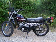 Aermacchi-Harley Davidson SXT 125