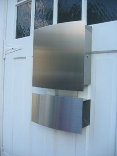 Torgen Wall Mount Mailbox contemporary mailboxes