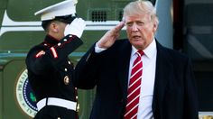 Chine-USA: Trump tempère