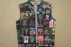 update on my vest