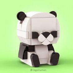 Tag a friend who loves Le… Lego animal friends- 06 . Lego Duplo, Lego Robot, Lego Design, Legos, Van Lego, Lego Challenge, Lego Boards, Lego Activities, Lego Craft