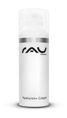 Die RAU Hyaluron + Cream ist eine Hyaluronsäure Anti-Aging Creme für alle Hauttypen mit integriertem LSF. Hyaluronic Acid, Ascorbinsäure, Shea Butter und Avokado spenden Feuchtigkeit, bedeutendster Inhaltsstoff ist jedoch Argireline®. Studien und Lasermessungen haben ergeben, dass Argireline® enthaltende Cremes die Faltentiefe nachhaltig um bis zu 50% reduzieren können. Natürlich ist auch dieses RAU Cosmetics Produkt OHNE Mineralöl, PEG s und Parabene und enthält eine detaillierte Anleitung…