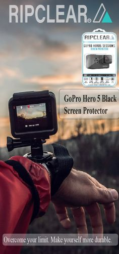 5f628ba279 GoPro GoPro Hero 5 Black Camera Lens Scratch Protector
