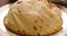Naans indien au fromageVoir la recette >>