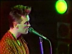 The Smiths - live in Madrid (1985) <3