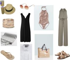 Women over 40 - what to pack for a hot beach holiday