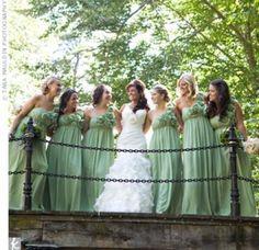 01292012 – Sage Green Bridesmaid Dresses 01292012 - Sage Green Bridesmaid Dresses – The Knot