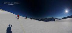 Skitour bei besten Verhältnissen auf den Großvenediger mit dem Bergführer von Alpindis.at (Obersulzbachtal, Nationalpark Hohe Tauern, Neukirchen am Großvenediger, Salzburgerland) Kirchen, National Forest