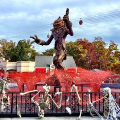 Six Flags Great Adventure, Fright Fest