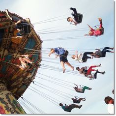 Highs for the kids at Big Feastival 2013 - brilliant family #festival