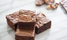 Quick Cooks: Banana Nutella Brownies