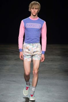 Topman Design Spring 2016 Menswear - Collection - Gallery - Style.com